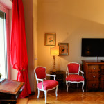 Stanza Rossa / Red Bedroom