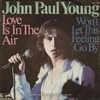 Love is in the air [John Paul Young]